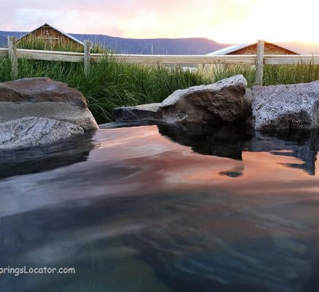 Summer Lake Hot Springs