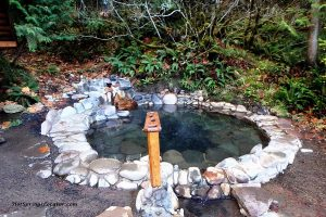 Breitenbush Hot Springs - Meadow Pool