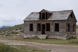 Potts Ghost Town